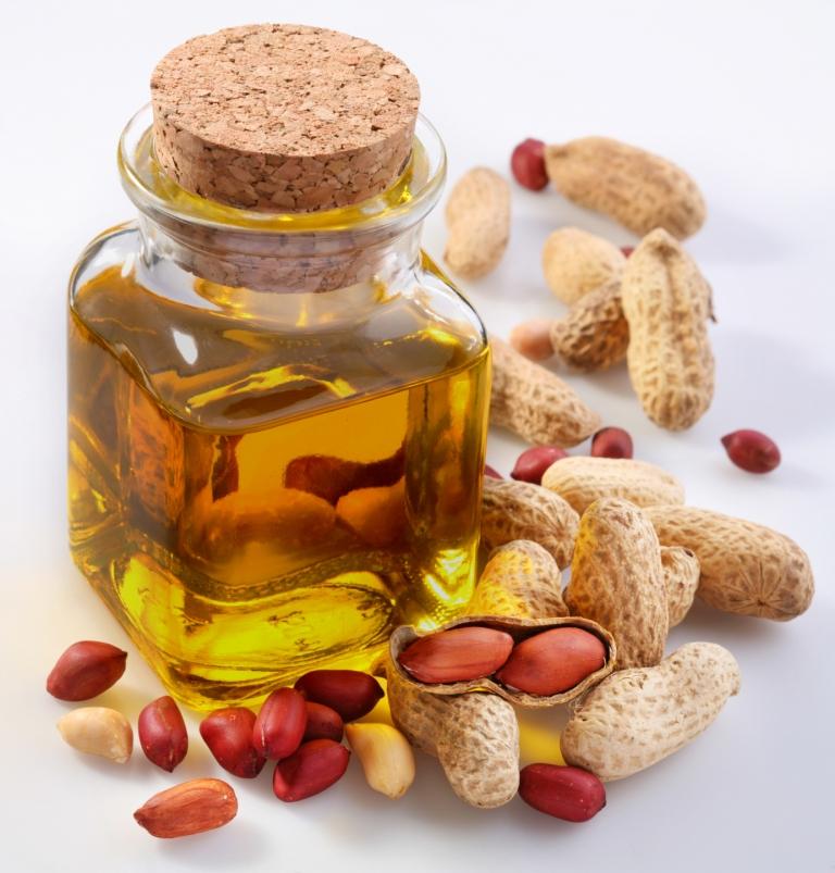 масло арахисовое
