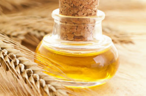 natural wheat germ oil