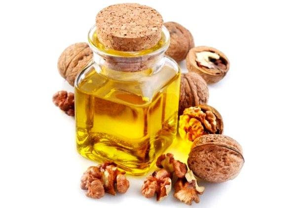 масло из грецких орехов